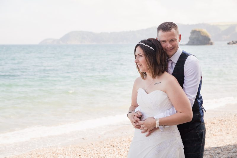 Authentic and natural wedding photography by Jennifer Jordan Photography Cornwall