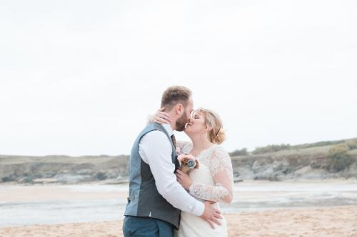 09. Authentic and natural wedding photography by Jennifer Jordan Photography Cornwall