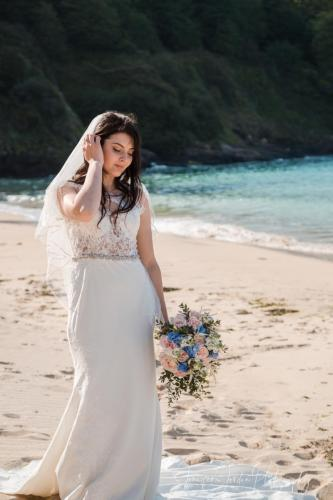 01. Authentic and natural wedding photography by Jennifer Jordan Photography Cornwall