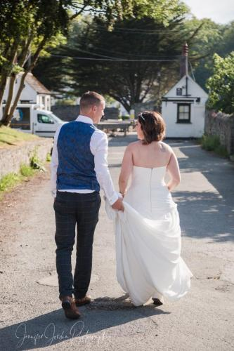 72. Authentic and natural wedding photography by Jennifer Jordan Photography Cornwall